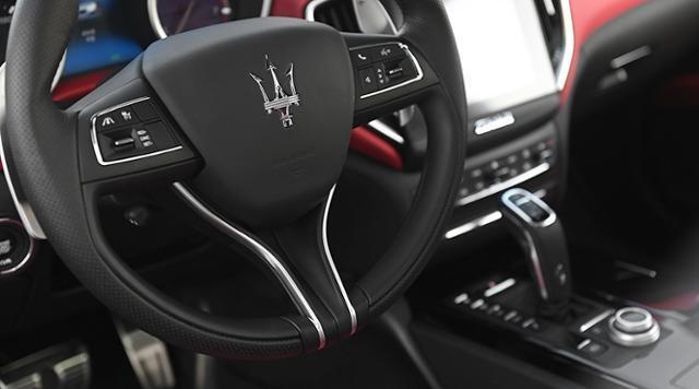 마세라티 기블리 S Q4 그란스포츠 자유로 연비