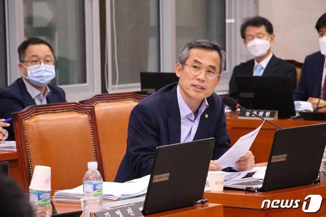 김승남 국회의원(전남 고흥·보성·장흥·강진) © 뉴스1