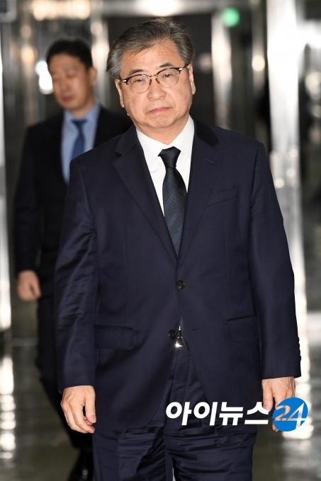 서훈 국가정보원장 [사진=조성우 기자 ]