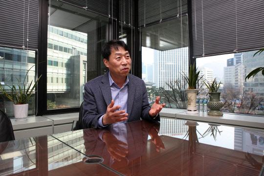 소재승 에스원 IoT사업팀 상무. 에스원 제공