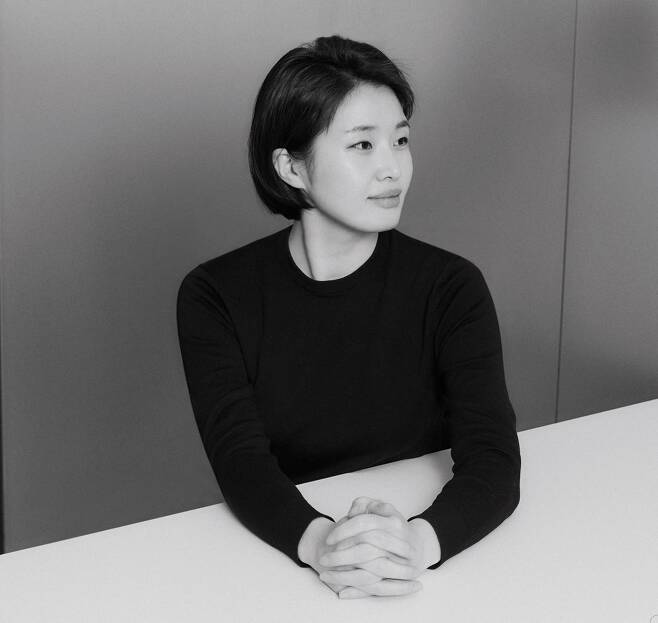 '우리가 사랑한 내일들'의 저자 유선애 작가한겨레출판 제공