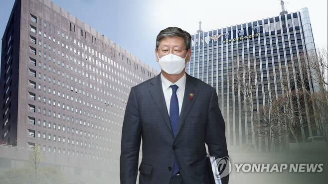 경찰, '이용구 폭행' 사건 부실수사 논란 (CG) [연합뉴스TV 제공]