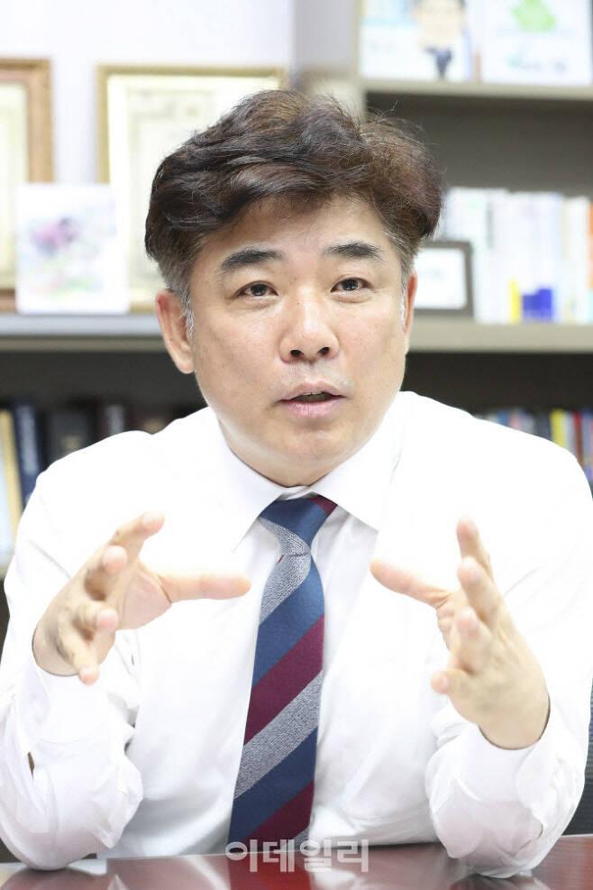 ▲김병욱 더불어민주당 의원(사진=이영훈 기자)