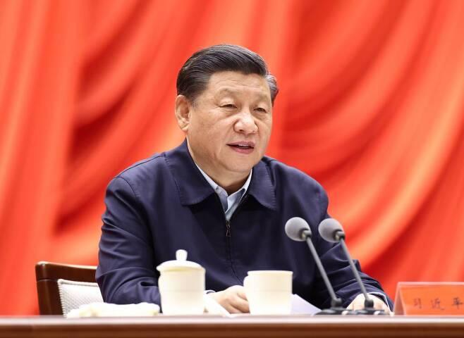 시진핑 중국 국가주석/사진=[베이징=신화/뉴시스]