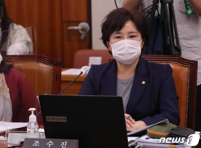 조수진 국민의힘 의원. © News1 박세연 기자