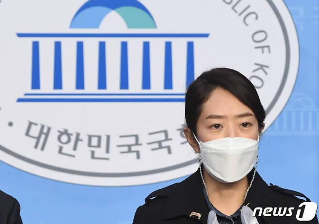 고민정 더불어민주당 의원. © News1 박세연 기자