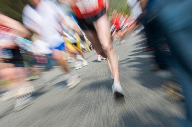 고강도 유산소 운동이 심장 건강을 해치지 않는다는 연구 결과가 나왔다./사진=클립아트코리아