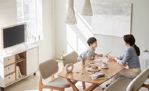 코로나시대 집은 과거와 달리 삶의 질을 추구하고 개선해 가는 '본질적인 공간'이 되고 있다. [한샘 제공]