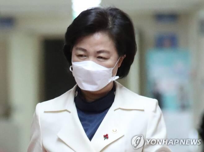 추미애 전 법무부 장관 [연합뉴스 자료사진]