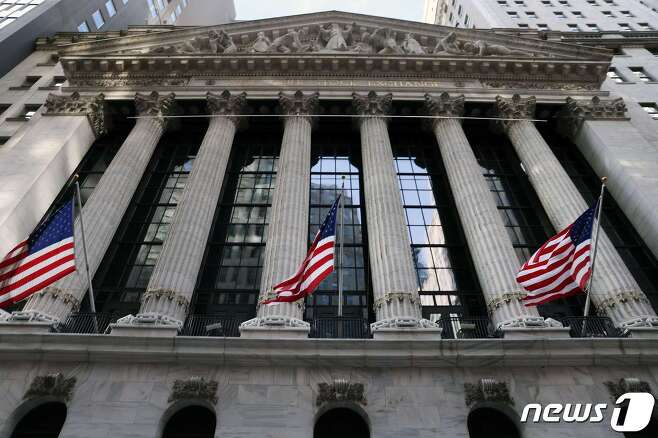 뉴욕증권거래소(NYSE)/AFP=뉴스1