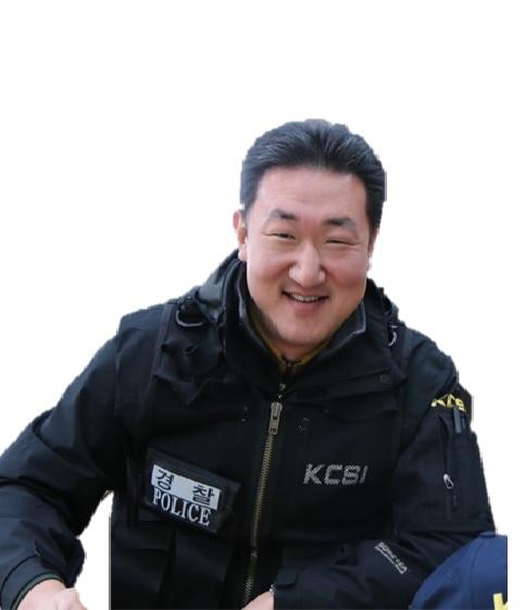 경찰청 과학수사담당관실 강희창 경사