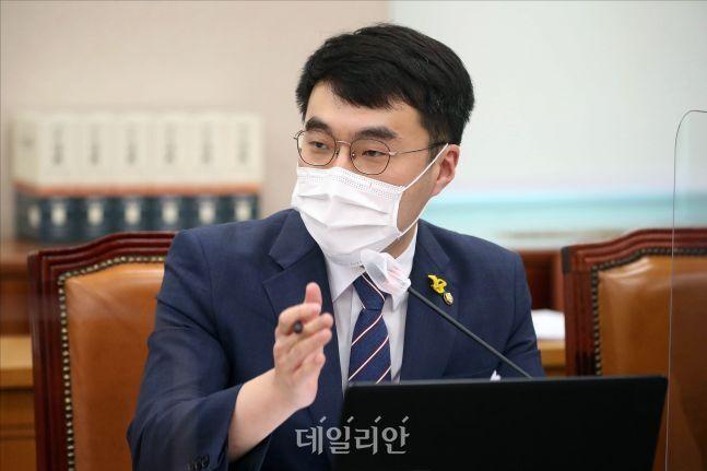 김남국 더불어민주당 의원 ⓒ데일리안 박항구 기자