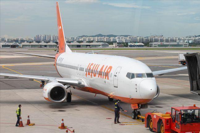 제주항공 비행기.(자료사진)ⓒ데일리안 홍금표 기자
