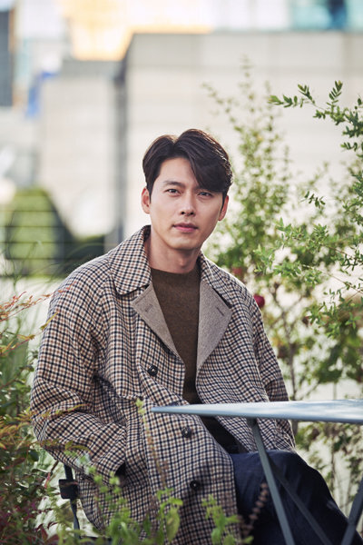 드라마 tvN '사랑의 불시착'으로 일본에서 화제를 모은 배우 현빈이 인기를 발판삼아 올해 개봉하는 '교섭'을 현지에 내놓는다. 사진제공|NEW