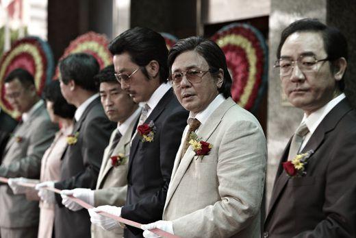 영화 '범죄와의 전쟁 : 나쁜놈들 전성시대' /영화 캡처