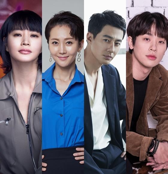 김혜수와 염정아, 조인성, 박정민이 류승완 감독의 '밀수'에서 호흡을 맞춘다.