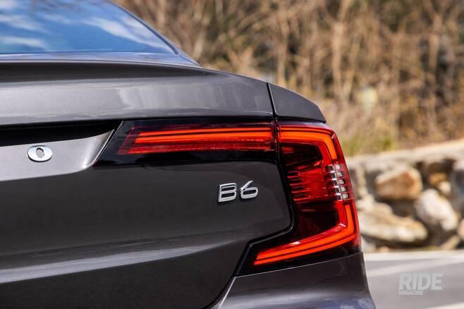 S90 B6는 저공해차량 혜택도 받을 수 있다.
