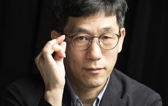진중권 전 동양대 교수. 권혁재 기자