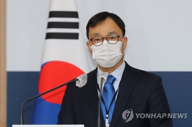 최영삼 외교부 대변인 [연합뉴스 자료사진]