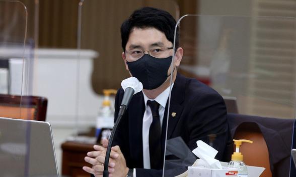 무소속 김병욱(경북 포항시남구울릉군) 의원. 뉴시스