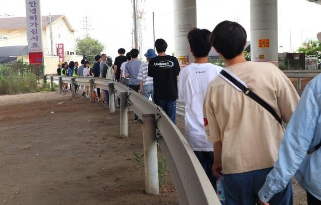 처음 찾은 도살장은 평범한 공장 지대였다. 사진 서울애니멀세이브 제공