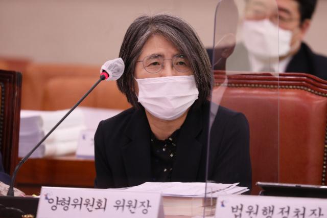 김영란 양형위원회 위원장./연합뉴스