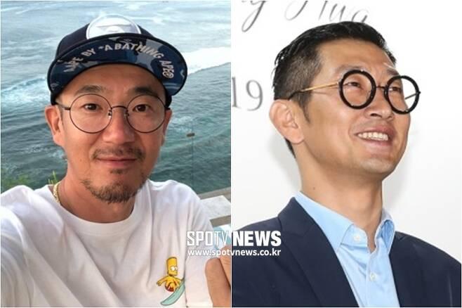 ▲ 이하늘(왼쪽), 김창열. 출처| 이하늘 인스타그램, 스포티비뉴스 DB