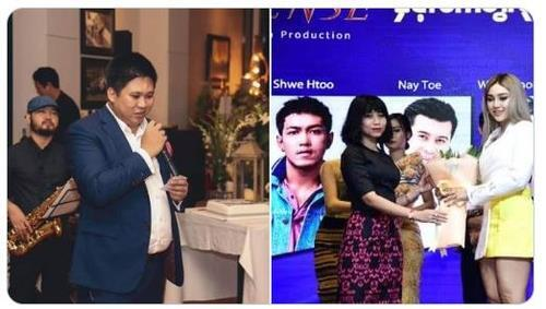 미얀마 군부 흘라잉 최고사령관의 아들과 딸 [트위터 @crystallyin·재판매 및 DB 금지]