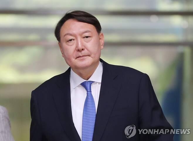 윤석열 전 검찰총장 [연합뉴스 자료사진]