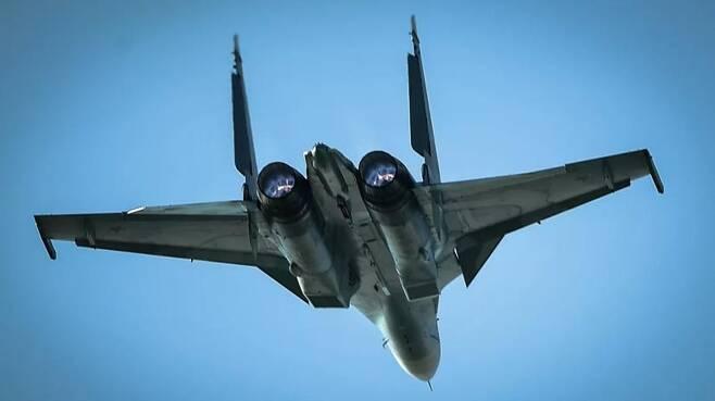 러시아 수호이(Su)-30 전투기 [RT=연합뉴스 자료사진]