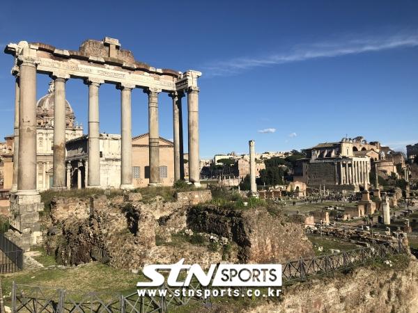 포로 로마노 유적지