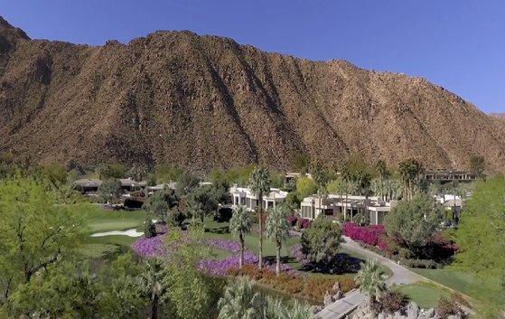 미국 캘리포니아주 소재 '빈티지 클럽' 모습. 빈티지 클럽 홈페이지 캡처