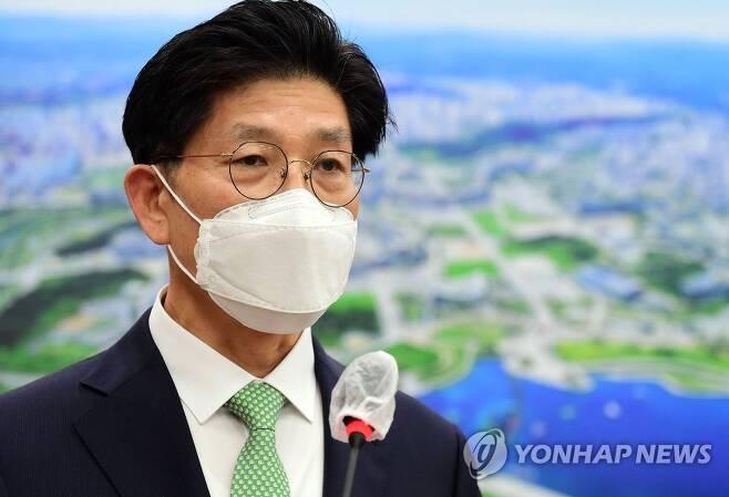 노형욱 국토교통부 장관 후보자 [연합뉴스 자료사진]