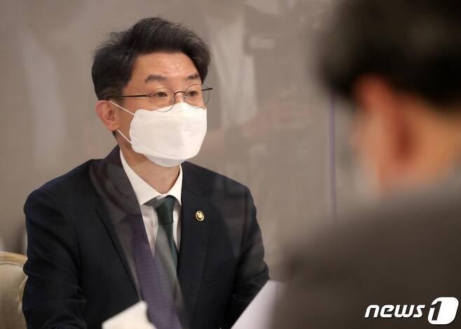 이억원 기획재정부 1차관. /뉴스1 DB © News1 박정호 기자