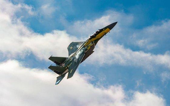 보잉이 제작한 F-15EX 전투기는 지난달부터 미국 공군에 인도되기 시작했다. [사진 보잉]