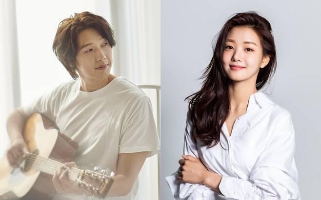 KBS 2TV 새 주말드라마 '신사와 아가씨'의 주연을 맡은 (왼쪽부터) 지현우, 이세희 [각 소속사 제공. 재판매 및 DB 금지]