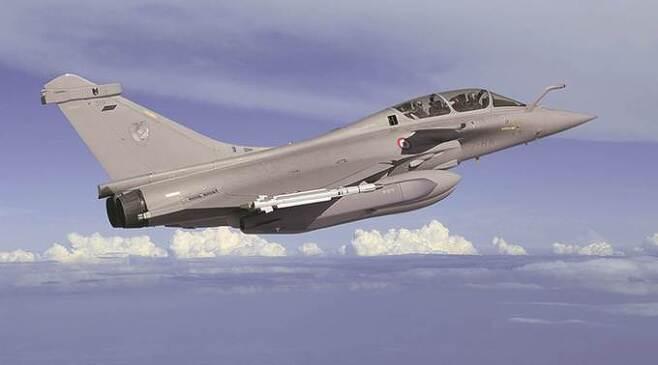 프랑스 닷소가개발한 라팔 전투기는 프랑스 항공우주산업의 핵심 요소다. 세계일보 자료사진