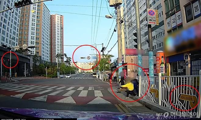 /사진=유튜브 채널 '한문철TV'