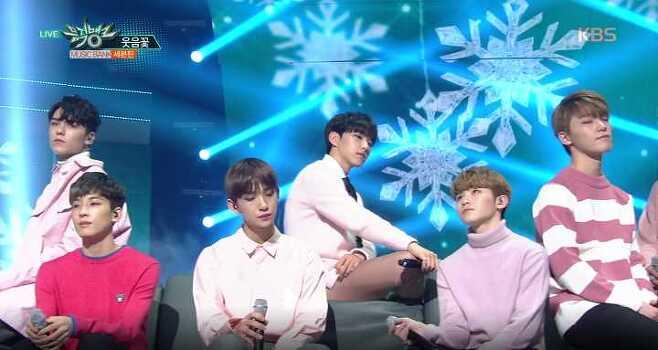 출처: KBS2 '뮤직뱅크' 방송화면