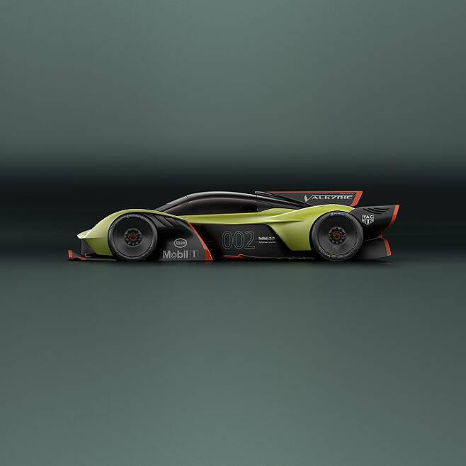 출처: Aston Martin Media Centre