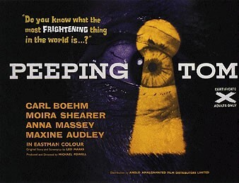 출처: 영화 <저주의 카메라(Peeping Tom)>(1960) | 네이버영화