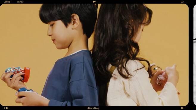 출처: 앤츠 '어디쯤 서 있을까' 뮤직비디오 캡처