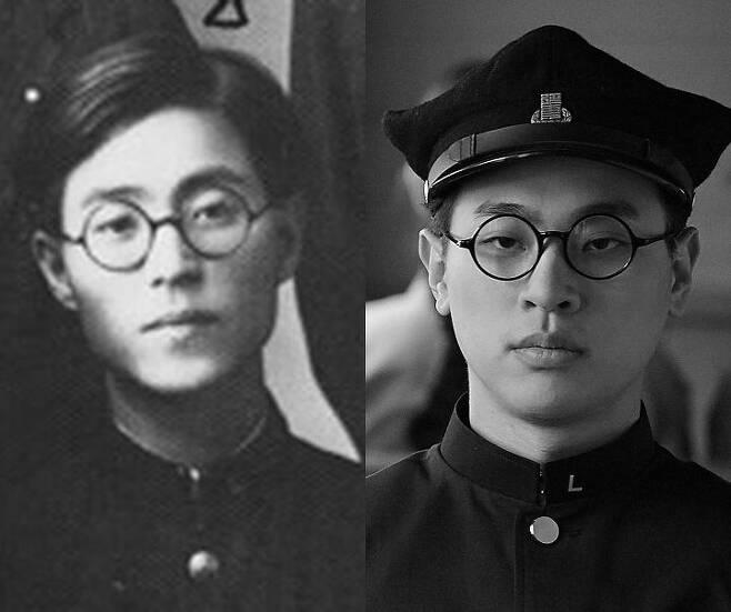 출처: 온라인 커뮤니티, 영화<동주>