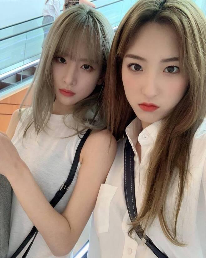 출처: 우주소녀 공식 인스타그램