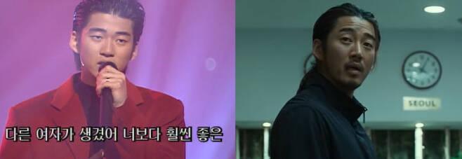 출처: 'SBS KPOP CLASSIC' 유튜브 / 영화 '범죄도시'