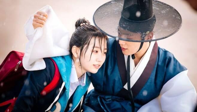 출처: 웹드라마 '퐁당퐁당 LOVE'