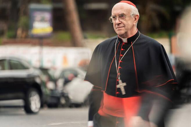 출처: 영화 <두 교황> 사진 ⓒ 넷플릭스
