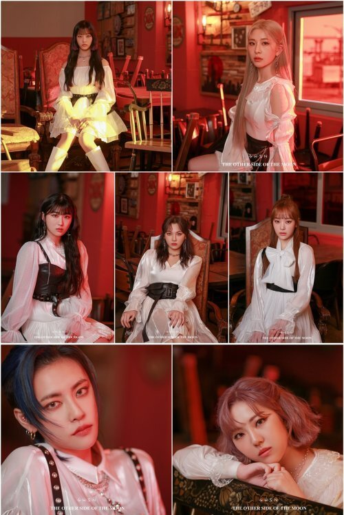GWSN (Seoryeong, Seogyeong, Miya, Lena, Ann, Minju, Soso) uploaded the fifth Mini album THE OTHER SIDE OF THE MOON (Di Arthur Side of the Moon) individual and group Night version concept photo sequentially through the official SNS account for three days from the 21st to the 23rd.GWSN, which showed the multi-charm of innocence and girl crush in the previously released Day version concept photo, caught the attention of viewers by radiating a more dreamy atmosphere through the Night version.GWSN, dressed in a neat white color costume in the photo, showed off its charm and visuals through the Night version of individual cuts and group cuts.The elegant and innocent appearance of the members combined with a dreamy mood, amplifying the curiosity about the new album concept.After two different versions of Day and Night concept photo release, GWSN is paying more attention to what stage and music will be shown through the fifth Mini album THE OTHER SIDE OF THE MOON.THE OTHER SIDE OF THE MOON is a new news release released by GWSN in about a year and a month after the EP album The Keys (The Kids), released in April last year, and it contains an upgraded music and original world view.This album includes the title song Like It Hot, which was written and arranged by Ryan Jeon, a hit song maker who worked on IU Celebrity, Omai Girl Dolfin and SHINee Dont Call Me, as well as Burn, I Cant Breathe (I Cant Breathe), e i i o (I i i i o A total of six tracks were recorded, including Ii Io, Starry Night, and I Sing (lalala) (I Singh).GWSNs fifth mini album THE OTHER SIDE OF THE MOON will be released on various online music sites at 6 pm on the 26th.Copyright person (c).