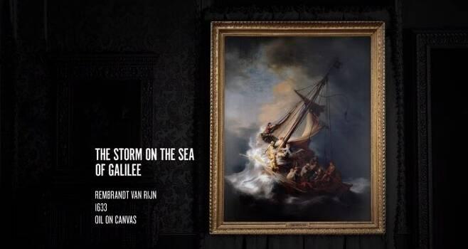출처: '이것은 강도다: 세계 최대 미술품 도난 사건'