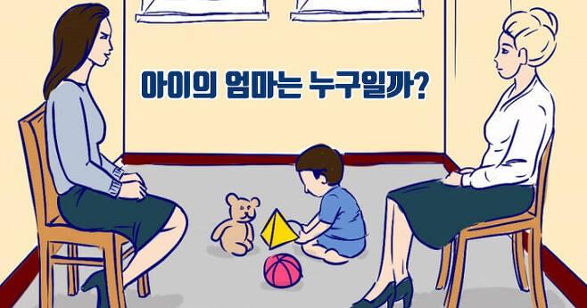 출처: 아이의 엄마는 누구일까?
